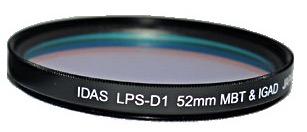 Hutec Idas LPS-D1 52mm - filtro per la riduzione dell'IL in astrofotografia