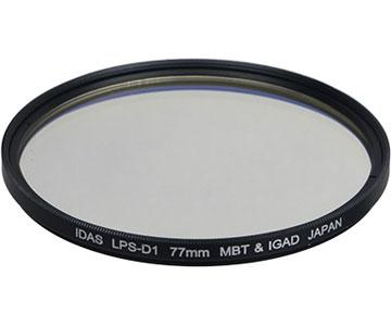Hutec Idas LPS-D1 77mm - filtro per la riduzione dell'IL in astrofotografia