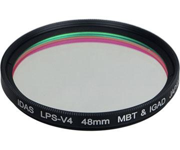 "Nuovo filtro Hutech nebulare da 2"", LPS-V4 per astrofotografia deepsky"