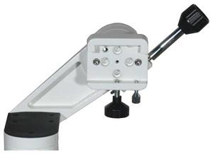 Montatura altazimutale Mini Porta con treppiede e controllo slow motion