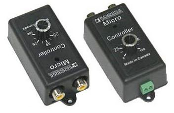 Kendrick Micro Dew Controller Universale -Con 2 porte da 12v Attacco RCA