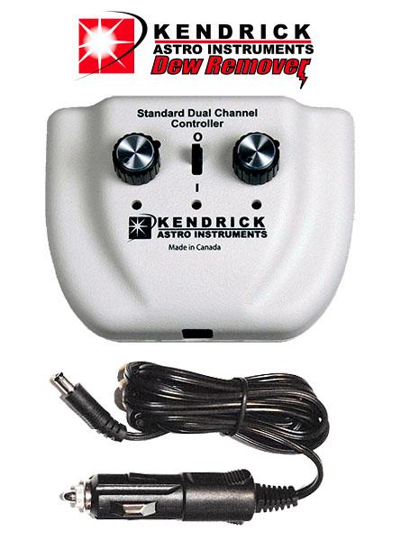 Standard Kendrick DUAL Channel Dew Controller - 2x Channels 4x outputs [EN]