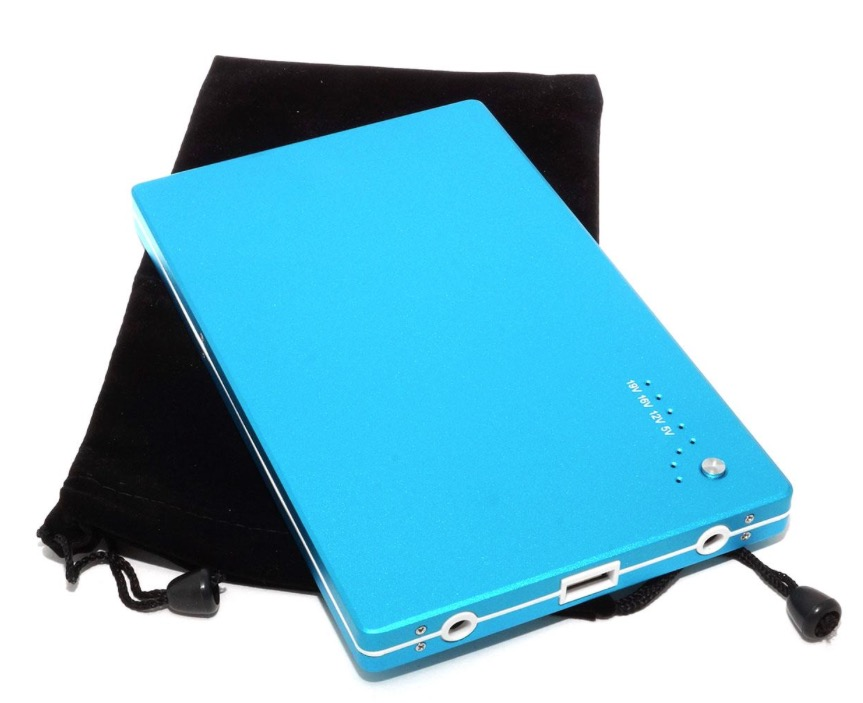MB-10000 - powerbank potente e compatta ideale per notebook, tablet e astronomia