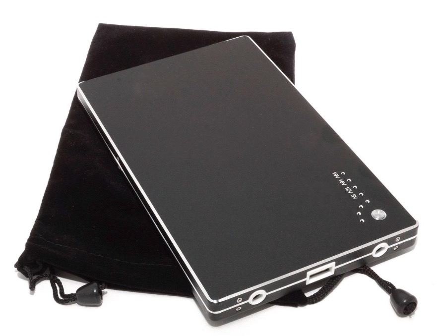 MB-20000 - powerbank potente e compatta ideale per notebook, tablet e astronomia
