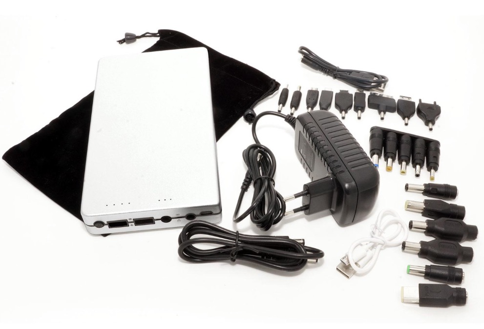 MB-45000 - powerbank potente e compatta ideale per notebook, tablet e astronomia