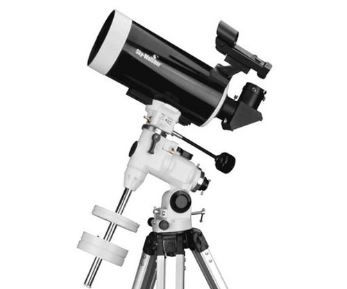 Telescopio Maksutov Cassegrain Black Diamond 127/1500 EQ3