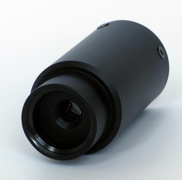 Camera Moravian G0-0300 mono con sensore CCD Sony ICX424AL da 656 × 494 pixel