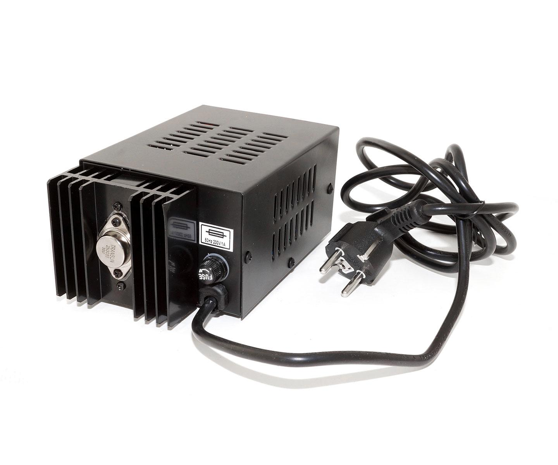 TS-Optics mains adapter to 12V / 3A, adjustable voltage [EN]