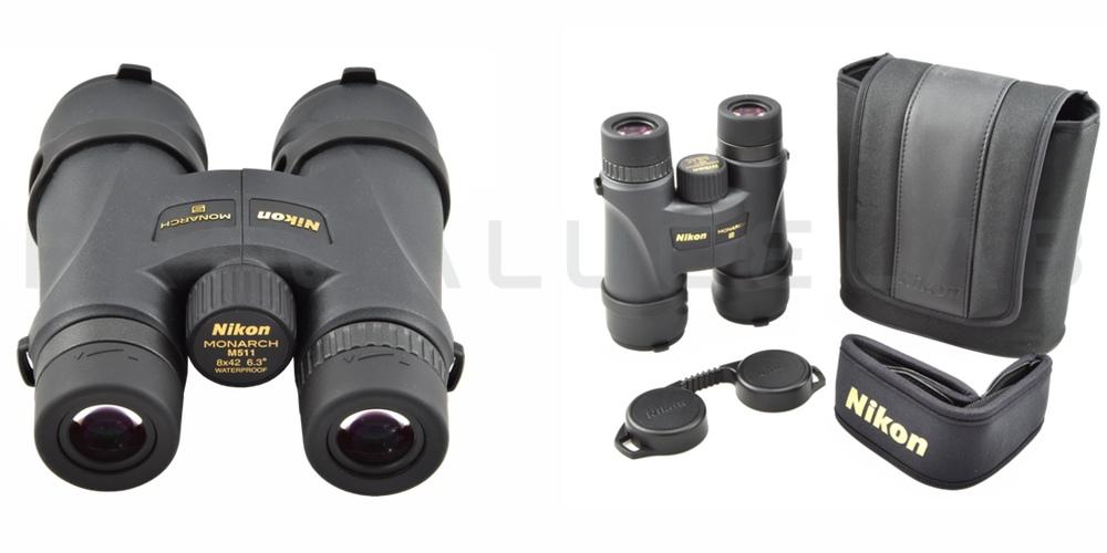 Binocolo Nikon Monarch 5 8x42