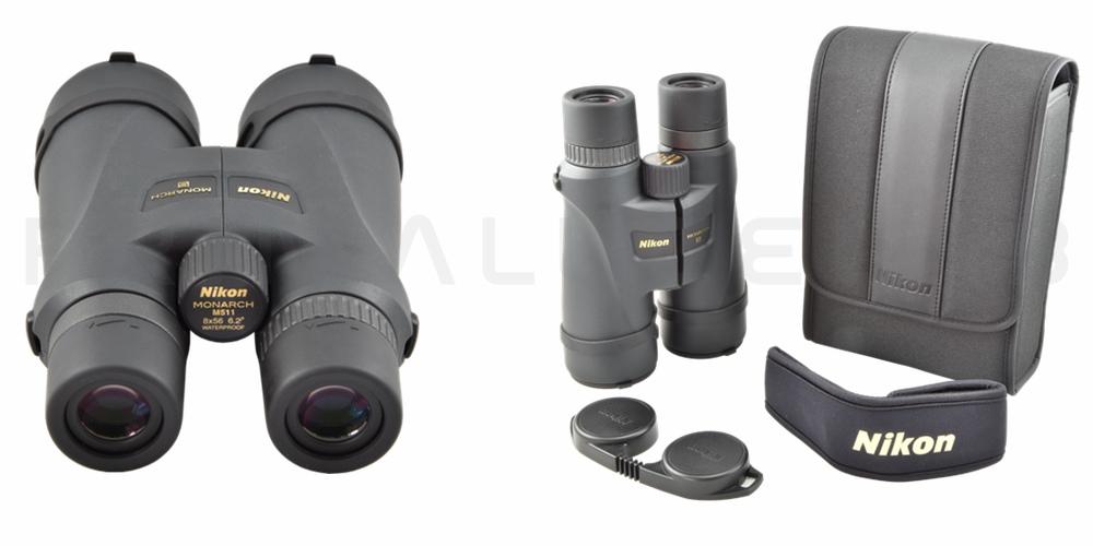 Binocolo Nikon Monarch 5 8x56