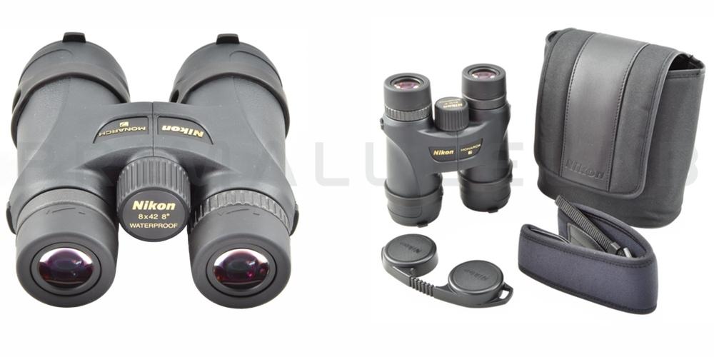 Binocolo Nikon Monarch 7 8x42