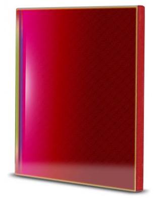Filtro H-alpha a banda stretta da 3.5nm FWHM, diametro 50x50mm, per CCD, quadrato