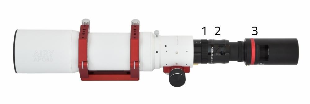"""Adattatore AXIS per focheggiatori Hybrid-Drive 2"""""""