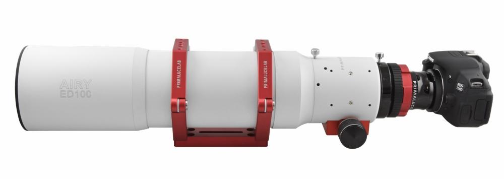Riduttore Correttore 0,6x per Telescopi Rifrattori APO