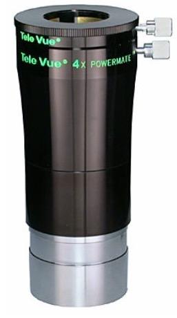 TeleVue Powermate™ 4x – 50.8mm - 4 elementi - PMT4201