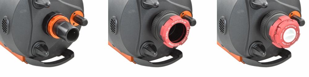 Il portaoculari OnAxisLock da 50,8mm per telscopi SC