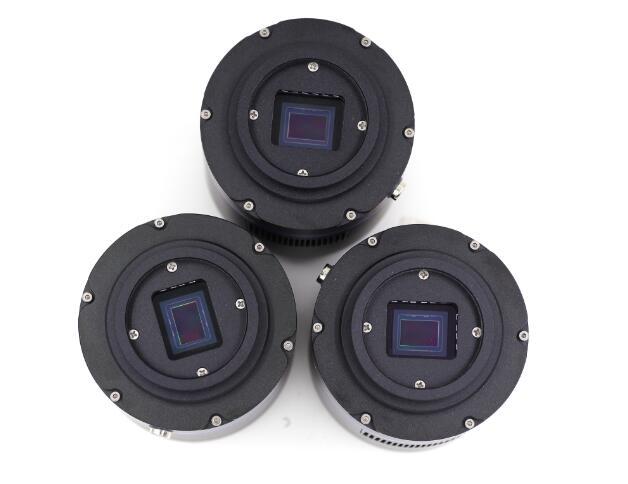 Camera raffreddata QHYCCD QHY 183 con sensore CMOS retroilluminato a colori