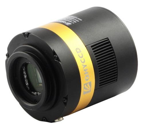 Camera CCD monocromatica QHY23 sensore Sony ICX, raffreddata a -45°