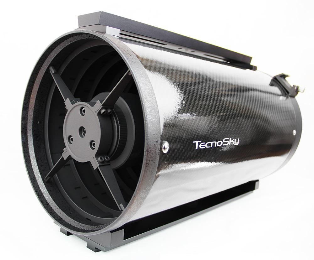 Astrografo  Ritchey-Chretien TS 203mm F/8 con intubazione in carbonio