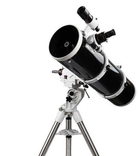 Telescopio Sky Watcher serie Explorer riflettore Newton 250/1200 su montatura equatoriale AzEQ6 Synscan