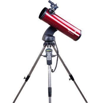 Telescopio Sky Watcher Star Discovery 130N completo di montatura Altazimutale computerizzata con puntamento automatico.