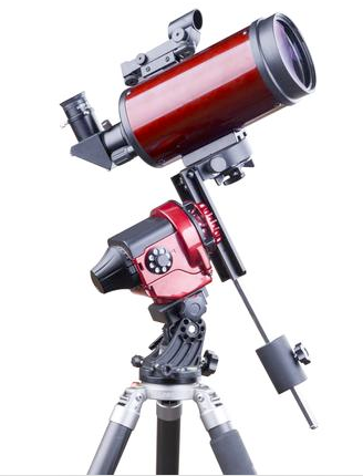 Astroinseguitore compatto per DSLR e piccoli telescopi - kit composto da: Latitude base, L-holder  e testa a sfera