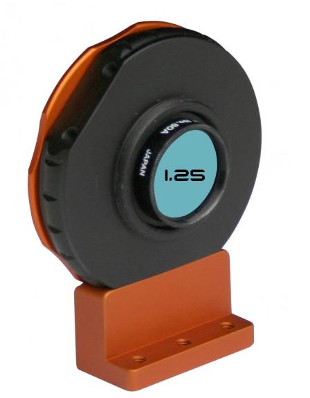 Adattatore per CCD per obiettivi Nikon (vecchia serie) tramite filetto T2 - spessore 19 mm