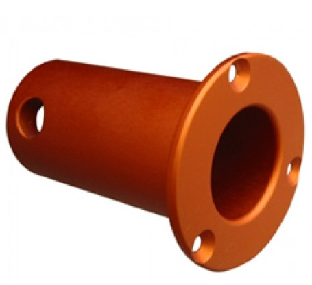 Boccola per contrappesi da 10 Kg dal diametro interno di 25 mm