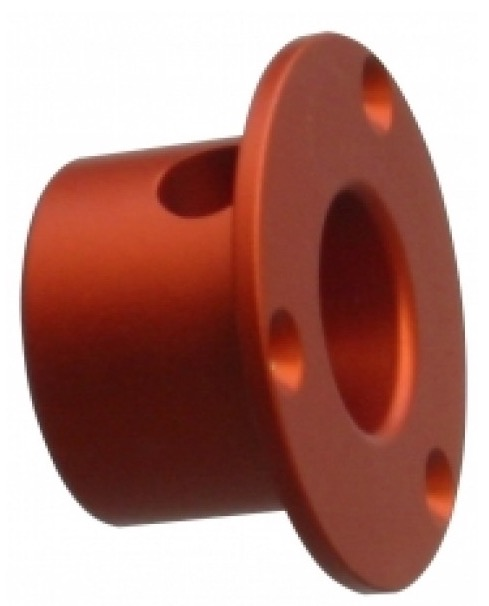 Boccola per contrappesi da 5 Kg dal diametro interno di 28 mm