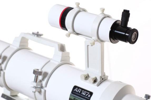 Telescopio acromatico Bresser AR 127 adatto all'osservazione planetara
