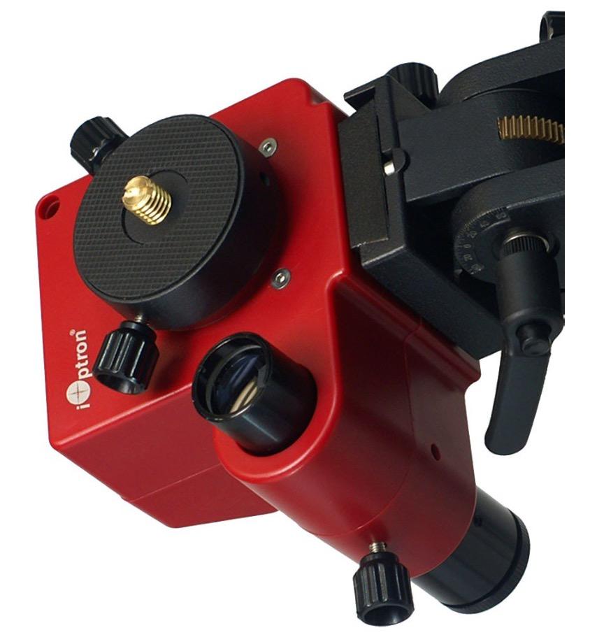 SkyTracker Pro: Il nuovo Astroinseguitore Ioptron combina Astrofotografia con trasportabilità e precisione di inseguimento