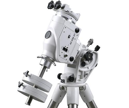 Montatura Skywatcher AZ EQ 6 Synscan in modalità equatoriale