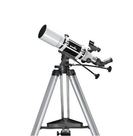 Telescopio Rifrattore Sky-Watcher Startravel BD 102/500 completo di montatura altazimutale AZ3