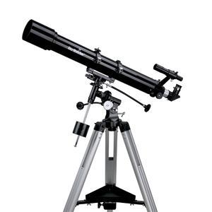 Telescopio Sky Watcher 90/900 completo di montatura Equatoriale Eq2