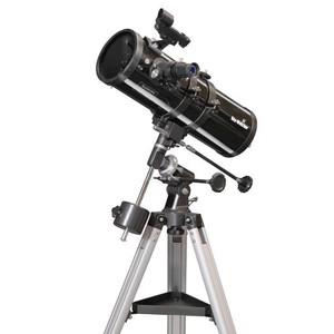 Telescopio Sky Watcher Newton SkyHawk 114/100 completo di montatura Equatoriale EQ1 motorizzata