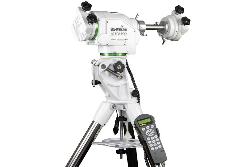 Montatura Equatoriale Altazimutale Skywatcher AZ EQ6 SynScan