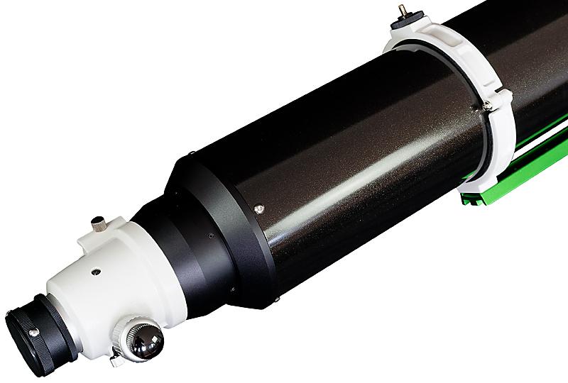 Rifrattore apocromatico con lenti Schott ED 150/1200