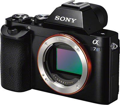 Rimozione Ircut Sony A7 - A7r - A7s