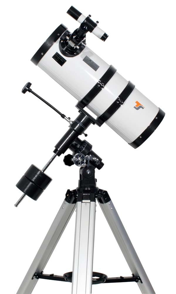 TS-Optics Beginner Telescope 150/750 mm with mount EQ3-1 [EN]