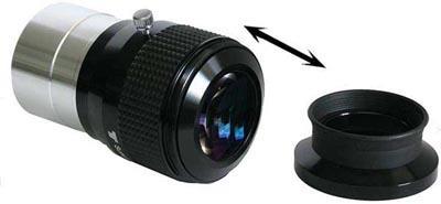 """SuperView 42mm 2"""" digiscopy & visual - M57 adaptation[EN]"""