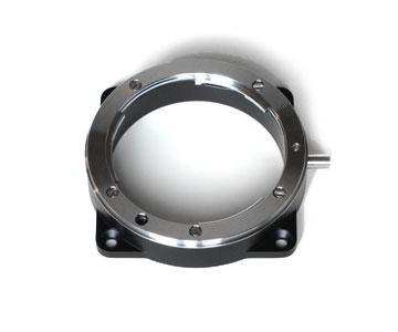 Adattatore Nikon per camere CCD Moravian della serie G2 e G3 con ruota portafiltri esterna