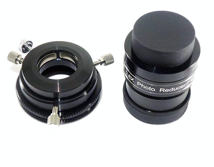 Spianatore/riduttore 0,8X per 115 V2