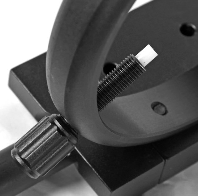 Coppia di anelli da 125mm con morsetto losmandy