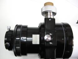 """Rifrattore acromatico Tecnosky con diametro 152 e focale 900mm con focheggiatore Pignone e Cremagliera da 2.5"""""""