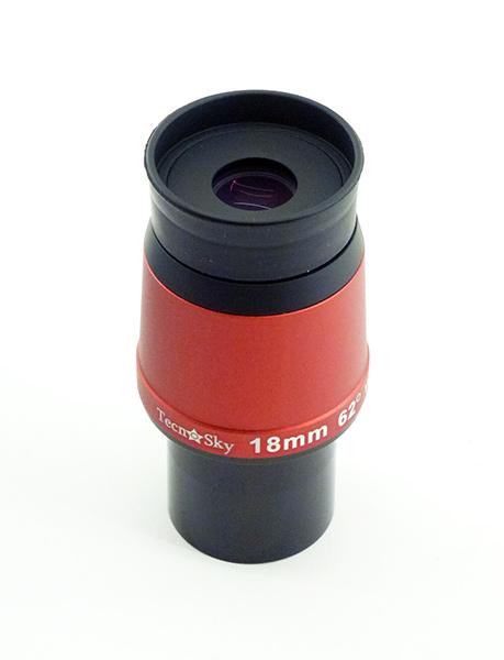 Ortoscopico Tecnosky Wide Field 18mm 62°