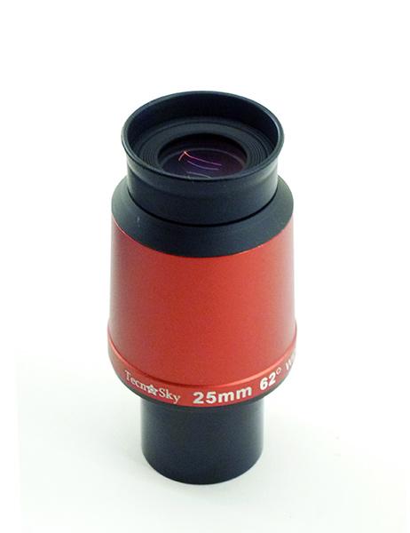 Ortoscopico Tecnosky Wide Field 25mm 62°