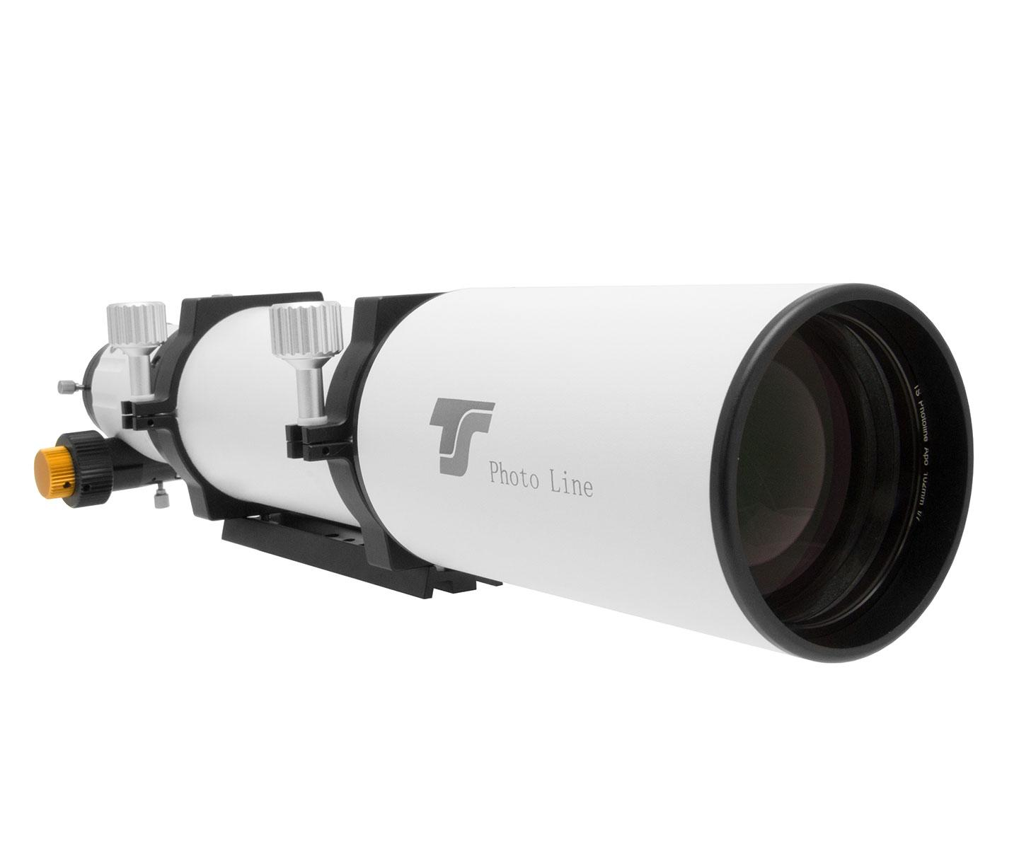 "TS-Optics PhotoLine 102mm f/7 FPL-53 Doublet Apo with 2.5"" Focuser [EN]"