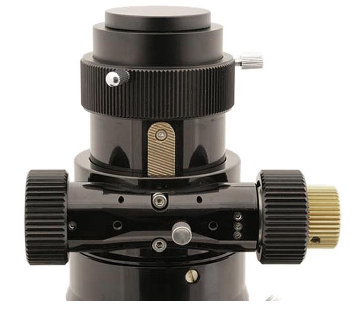 APO TS Imaging Star 130 mm f/5 - 6 elementi con spianatore di campo