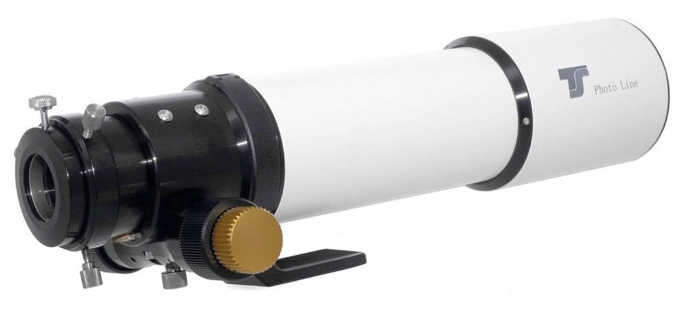 """TS Photoline TRIPLETTO APO 70mm f/6 FPL53 - focheggiatore R&P da 2"""""""
