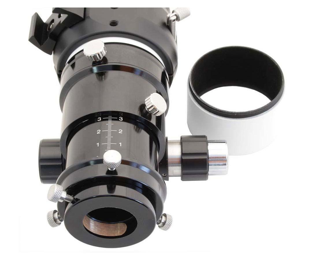"""TS Photoline 72mm con focheggiatore da 2"""" a cremagliera"""